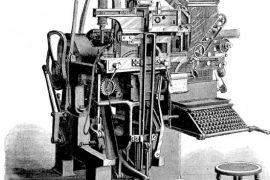 Ludlow Lino Types