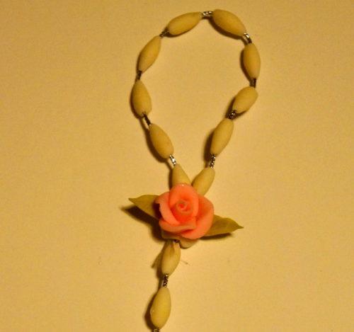Pink Migajon Rosaries (Small)