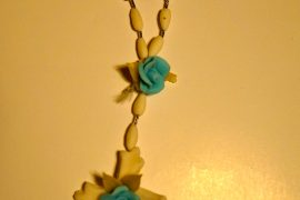 Blue Migajon Rosaries (Small)