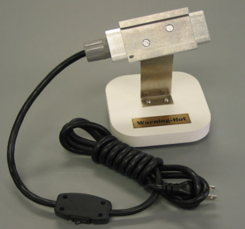 THS-H Heated Type Holder Stand