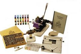 Model 150 Hand Operated Hot stamping Machine (PACKAGE SYSTEM)