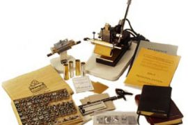 Model 150 Hot Stamping Christian Bookstore System