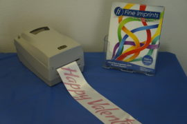 RP760- BASIC RIBBON PRINTER PACKAGE