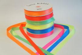 7/8 Plain Edge Satin Polyester Ribbon