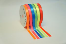 "5/8"" Plain Edge Satin Polyester Ribbon"