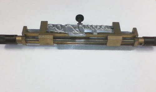 TS-95 - Self centering type holder