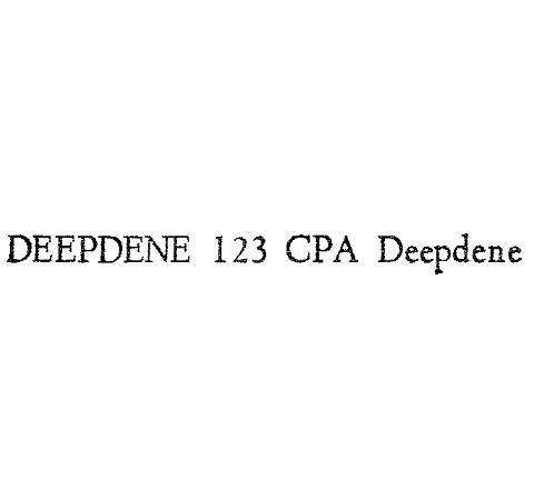 18pt. Deepdene