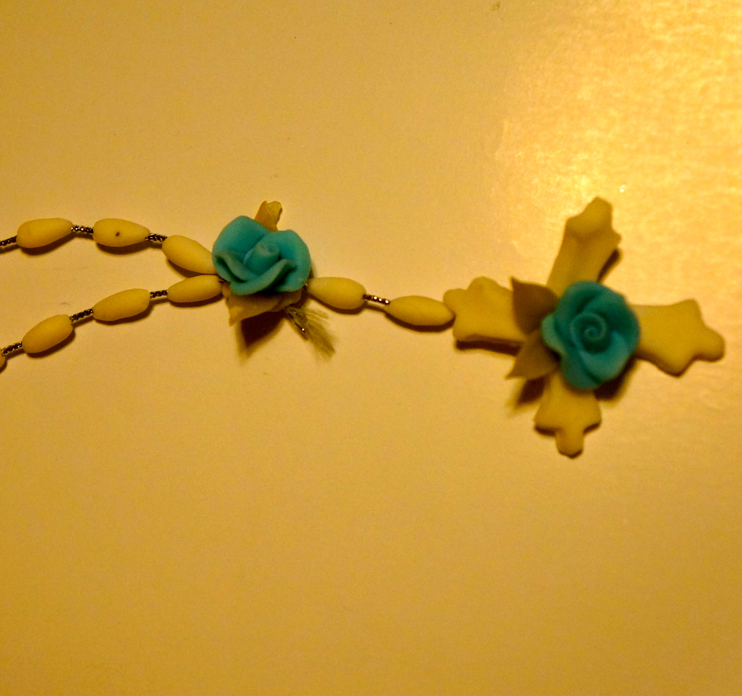 Blue Migajon Rosaries (Small)