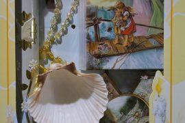 """Baptism gift set """"Guardian Angel"""""""